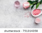products for skincare based on... | Shutterstock . vector #751314358
