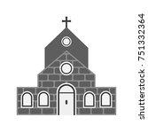 church building ii | Shutterstock .eps vector #751332364