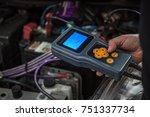 bangkok  thailand   october 7 ...   Shutterstock . vector #751337734