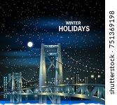 vector illustration of... | Shutterstock .eps vector #751369198