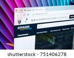 sankt petersburg  russia ...   Shutterstock . vector #751406278