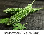 organic tropical vegetable... | Shutterstock . vector #751426804