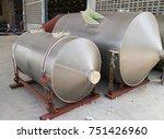 pot of sugar | Shutterstock . vector #751426960
