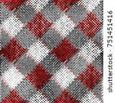 seamless background pattern.... | Shutterstock .eps vector #751451416