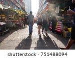 kuala lumpur   sep 13  people... | Shutterstock . vector #751488094