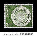 moscow  russia   october 3 ...   Shutterstock . vector #751520230