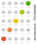 feedback concept design ... | Shutterstock .eps vector #751560460