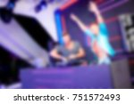 blurred for background. ibiza... | Shutterstock . vector #751572493