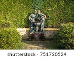 porto  portugal   december 8 ... | Shutterstock . vector #751730524