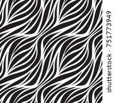vector ornamental pattern | Shutterstock .eps vector #751773949