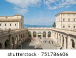 Abbey Of Monte Cassino  Italy