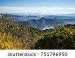santa maria de montserrat is a... | Shutterstock . vector #751796950