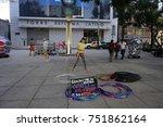 mexico city  mexico   november... | Shutterstock . vector #751862164