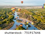 Balloons over the Rio Grande