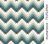 ethnic style seamless pattern... | Shutterstock .eps vector #751923964