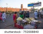 jodhpur   india 29 october 2017 ... | Shutterstock . vector #752008840