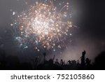 People Celebrating New Year's...