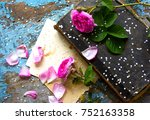 Festive Flower Composition On...