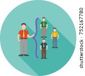 networking skills | Shutterstock .eps vector #752167780