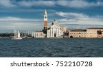 venice march 7  view of the... | Shutterstock . vector #752210728
