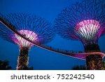 singapore   november 1 2017  ... | Shutterstock . vector #752242540