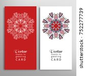 Cards Or Invitations Set With...