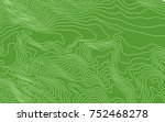 the stylized height of the... | Shutterstock .eps vector #752468278