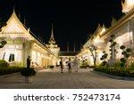 bangkok  thailand   november 3  ... | Shutterstock . vector #752473174