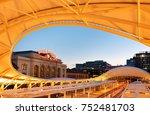 denver  colorado  usa   july 17 ... | Shutterstock . vector #752481703