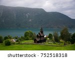 Urnes Stave Church Is The...