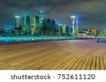 cityscape and skyline of... | Shutterstock . vector #752611120
