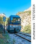 kalavrita  greece   october 20  ... | Shutterstock . vector #752720314