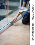 window cleaning professional | Shutterstock . vector #752729290