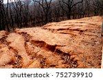 Soil Erosion  Roadside Slope....