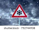 Winter driving   snowfall on...