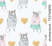 Seamless Background Pattern...