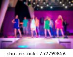 blurred for background. ibiza... | Shutterstock . vector #752790856