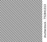 seamless vector pattern of... | Shutterstock .eps vector #752841313