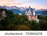The Famous Neuschwanstein...