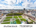 berlin  germany   september 13  ... | Shutterstock . vector #752858914