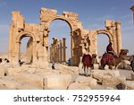 Syria  Palmyra  February 25 ...