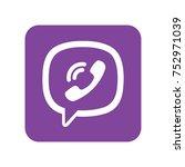 im instant messenger phone...   Shutterstock .eps vector #752971039