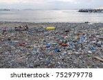 environmental pollution  ... | Shutterstock . vector #752979778