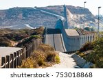 The international border wall...