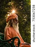 Small photo of Patiala, Punjab, India Taken on October 7 Religious Saint