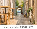 Old Town  Budva  Montenegro....