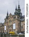 stockholm  sweden   june 21 ... | Shutterstock . vector #753140014