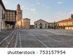 Medieval Plaza De La Villa ...