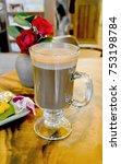 Small photo of hot cocoa ,hot chocolate