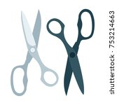 Scissors   Vector Icon Scissor...